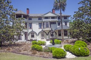 A historical home in Deland