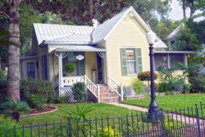 A historic home in Orange City, FL