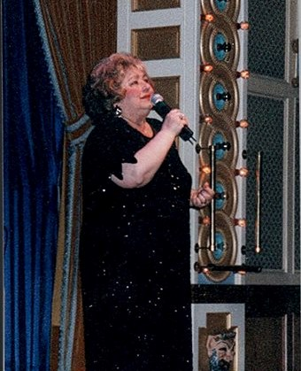 Phyllis Dale at Rosie O8217Grady8217s in Orlando