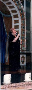 Phyllis Dale at Rosie O'Grady's in Orlando