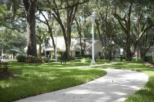 A photo of the John Knox Village of Central Florida community neighborhood
