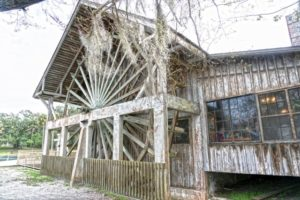 The Sugar Mill restaurant in Deleon Springs
