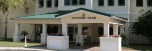 The Majestic Oaks Health Center entrance