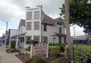 MacDonald House in Ourmond Beach